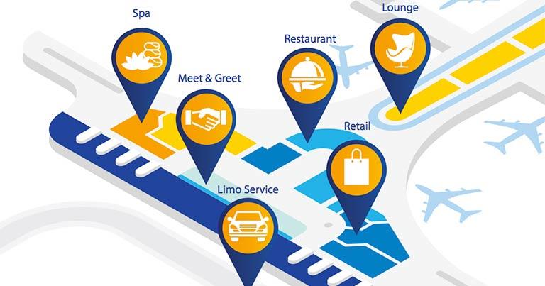 VISA AirportCompanion beneficios - Conheça o Visa Airport Companion